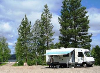 camping Linsellssjön