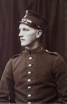 Olof Olofson - circa 1912 or 1913